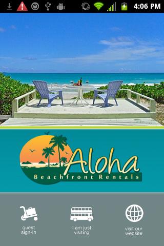 Aloha Beachfront Rentals