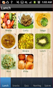 Odisha Recipes - screenshot thumbnail