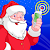 Santa\'s Magic Phone Call &Text file APK Free for PC, smart TV Download
