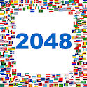 2048 - 8192 Puzzling Flags icon