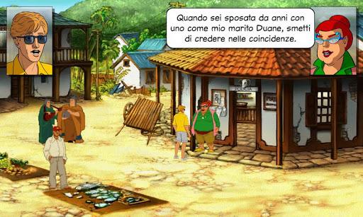 Broken Sword 2: Italiano