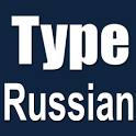 Type Russian icon