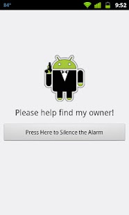 SeekDroid: Find My Phone Screenshot