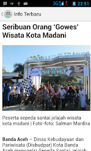 Banda Aceh Tourism- screenshot thumbnail