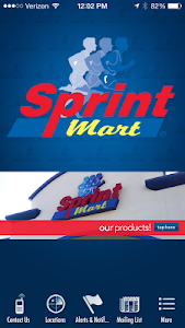 Sprint Mart screenshot 0