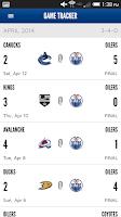 Screenshot of Edmonton Oilers