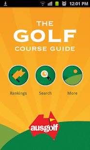 Golf Course Guide Aust Edition- screenshot thumbnail