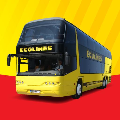 ECOLINES 旅遊 LOGO-玩APPs