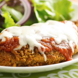 Pan-Fried Chicken Parm