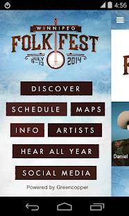 Winnipeg Folk Fest 2014 - screenshot thumbnail
