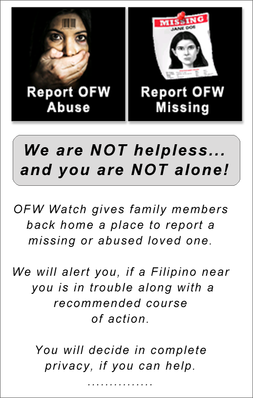 OFW Watch- screenshot
