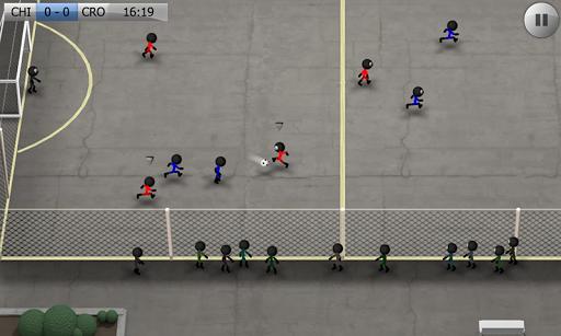 Stickman Soccer - Classic 3.0 screenshots 3