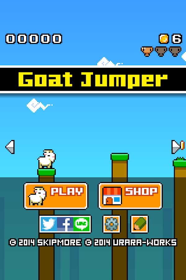 Goat Jumper- screenshot