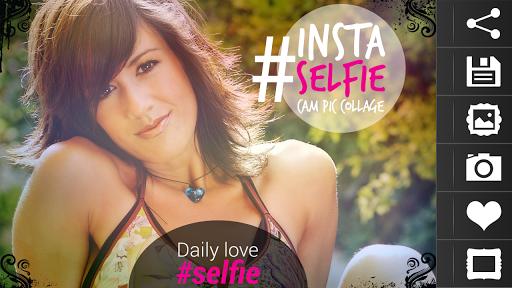 Insta Selfie Cam Pic Collage 2.1 screenshots 1