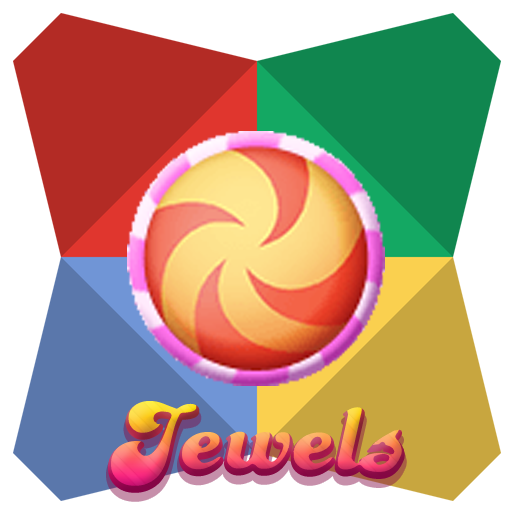 解謎必備App|Jewels Candy Saga LOGO-綠色工廠好玩App