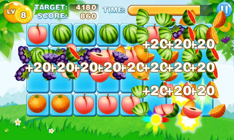 Fruits Break - screenshot