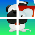 Kid's Cubes 3D Puzzle icon