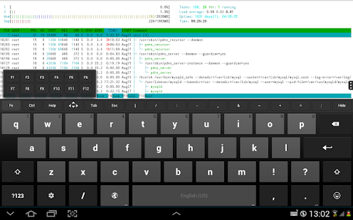 Serverauditor - SSH client