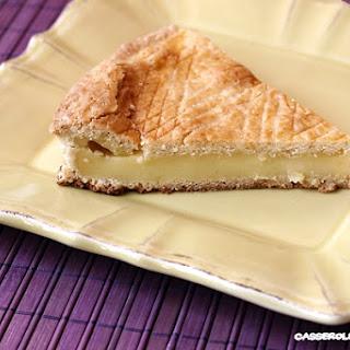 Basque Cake.