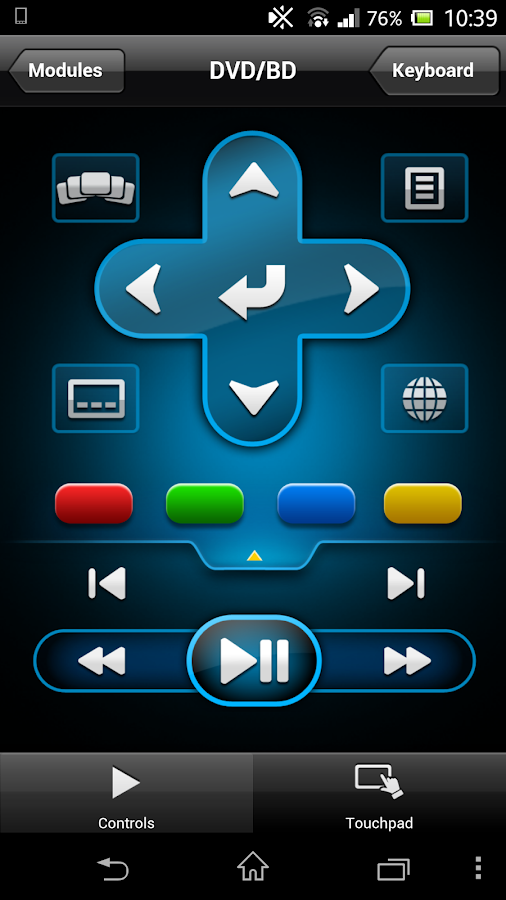 PowerDVD Remote FREE- screenshot