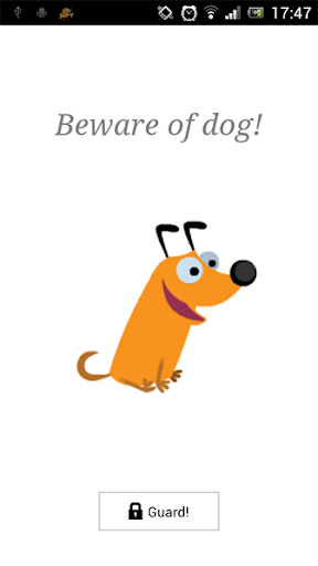 Watch Dog Alarm