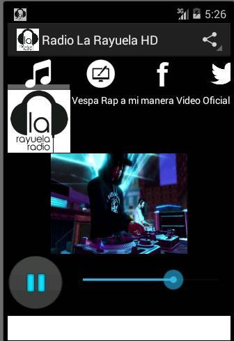 Radio Rayuela HD