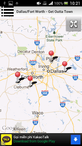 Dallas Fort Worth - GOT