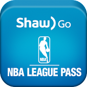 NBA LEAGUE PASS on Shaw Go