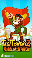 Tiki Towers 2: Monkey Republic