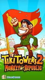 Tiki Towers 2: Monkey Republic Screenshot 4