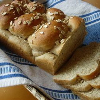 Honey Oatmeal Bread II