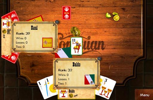 Conquian SP 1.2.2 screenshots 4