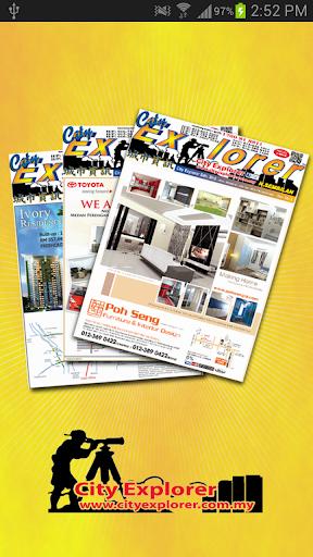 City Explorer Magazine