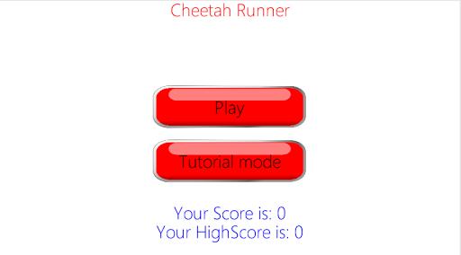 CheetahRunner