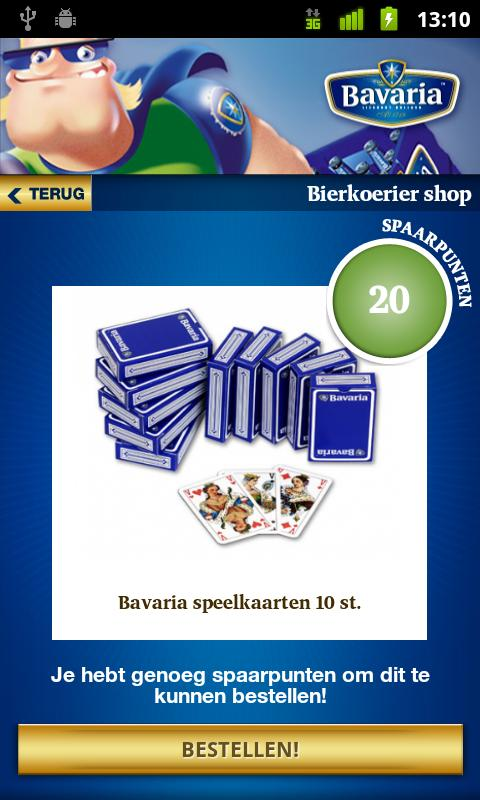 Bavaria Bierkoerier - screenshot