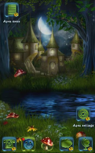 アペックス+ GO:妖精の村