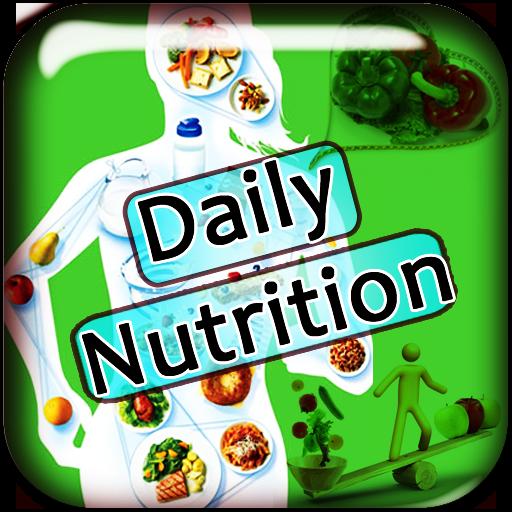Daily Nutrition LOGO-APP點子