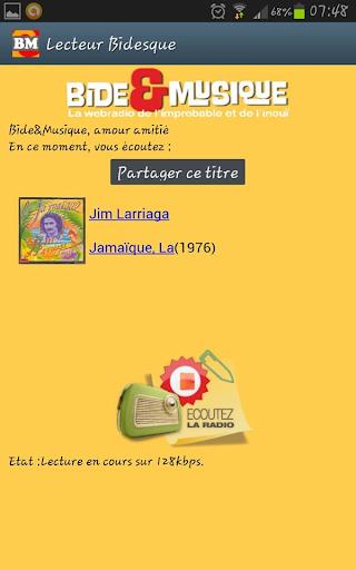 Bide-et-Musique webradio
