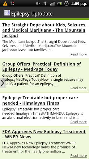 Epilepsy UptoDate