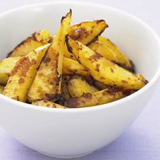 Roasted Swede with Parmesan Recipe