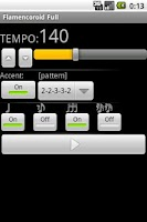 Screenshot of Flamencoroid Free