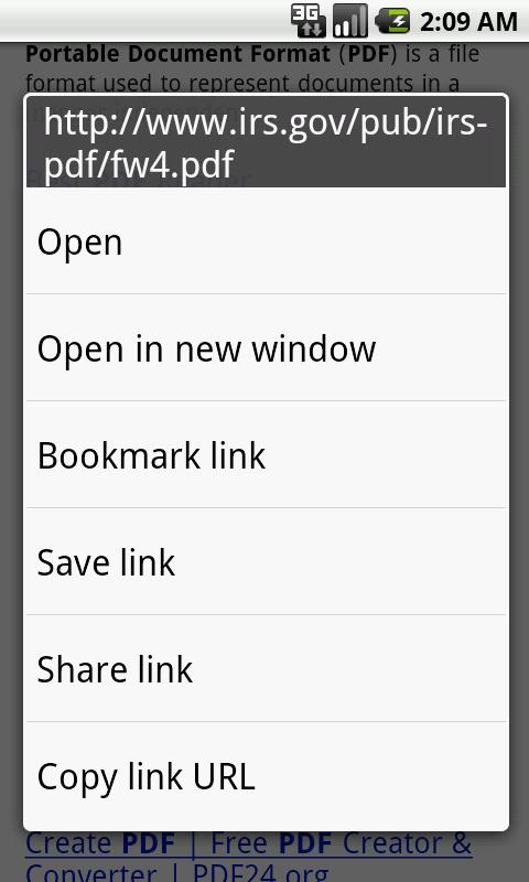PDF Downloader - screenshot