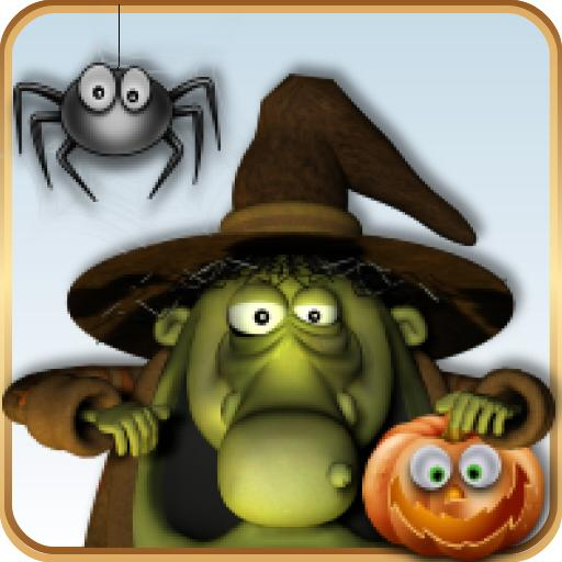 ADW Theme Halloween Witch LOGO-APP點子