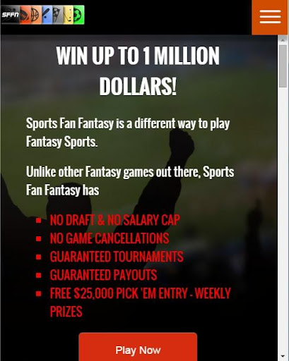 SFFN Sports Fan Fantasy Ntwk