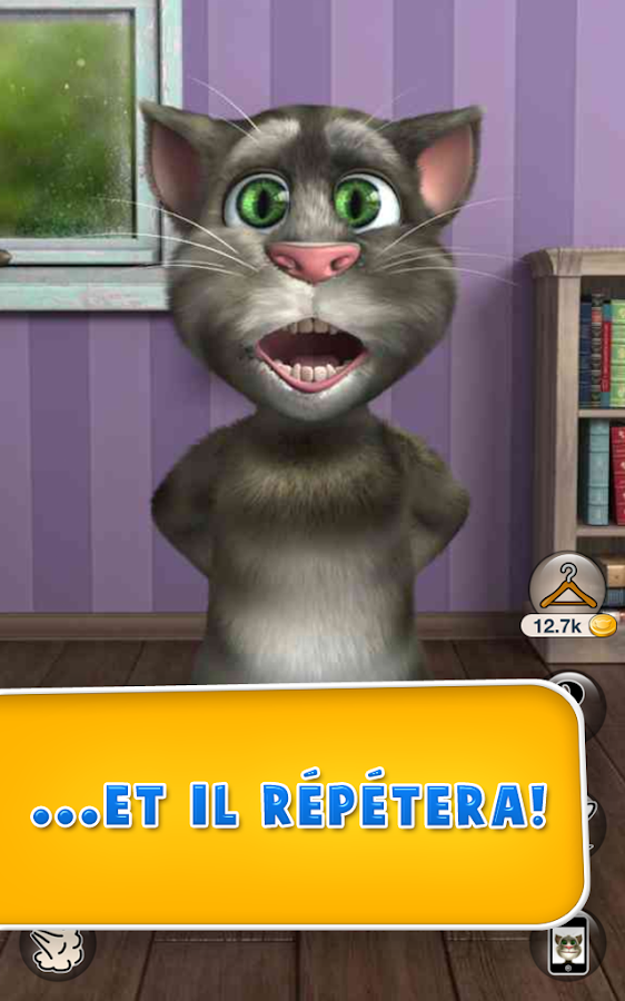 Talking Tom 2 gratuit - screenshot