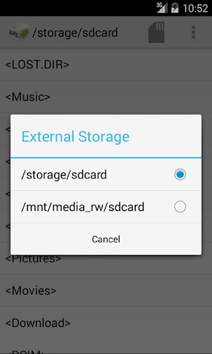 Apk Installer 1.1.1 screenshots 2