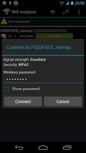 Wifi Connecter Library - screenshot thumbnail