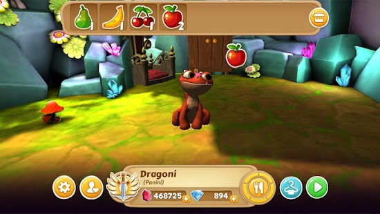 My Dragoni screenshot