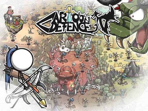 Cartoon Defense 4 1.1.7 screenshots 6