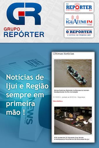 Grupo Repórter - Ijuí